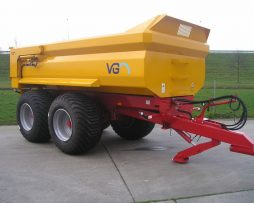 Construction Dumper / Dump Wagons
