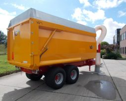 Light Container trailer / Wagon